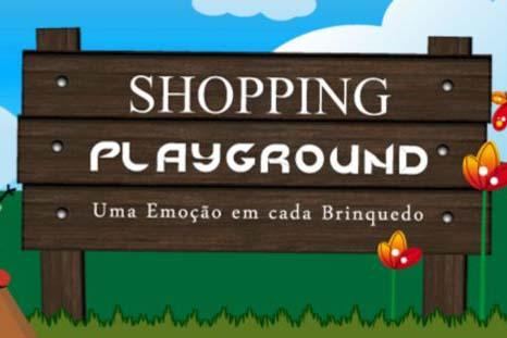 Shopping do PlayGround